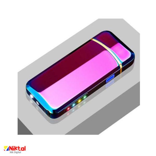 Rechargeable electronic lighter 1088 فندک سیگار الکترونیکی