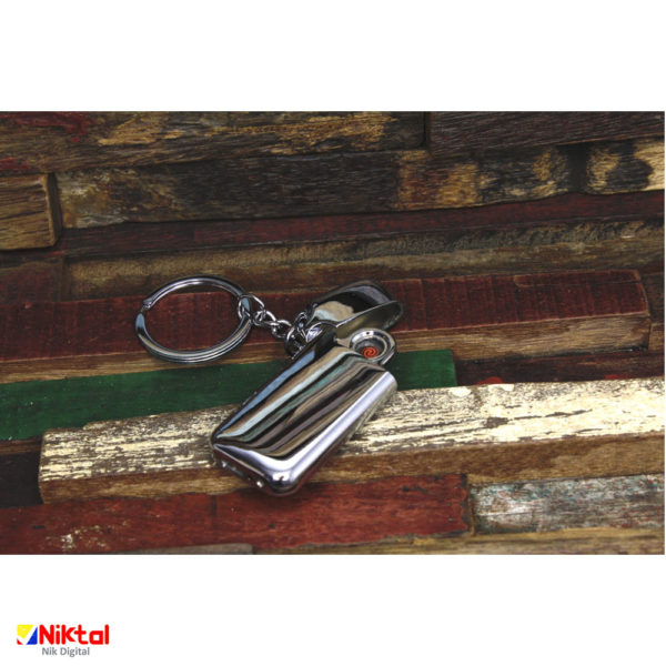 Rechargeable electronic lighter F319 فندک شارژی
