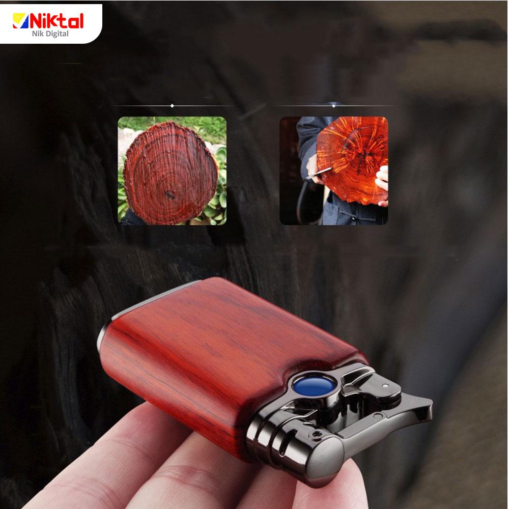 Electronic induction lighter F19 فندک الکتریکی