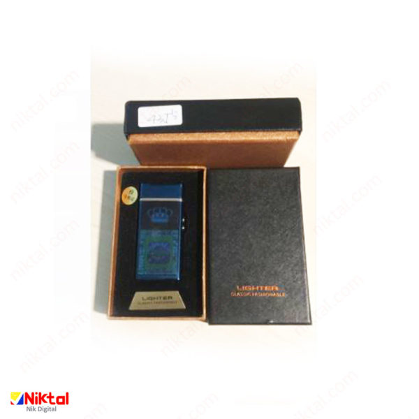 Electronic rechargeable lighter F435