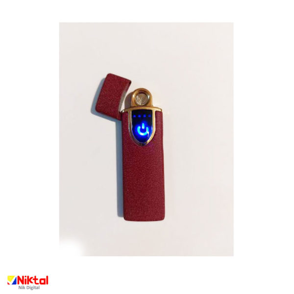 Electronic rechargeable lighter F717 فندک شارژی