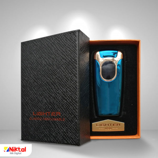 Electronic rechargeable lighter T225 فندک الکتریکی