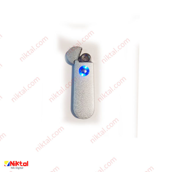 Electronic rechargeable lighter TH-725 فندک لوکس
