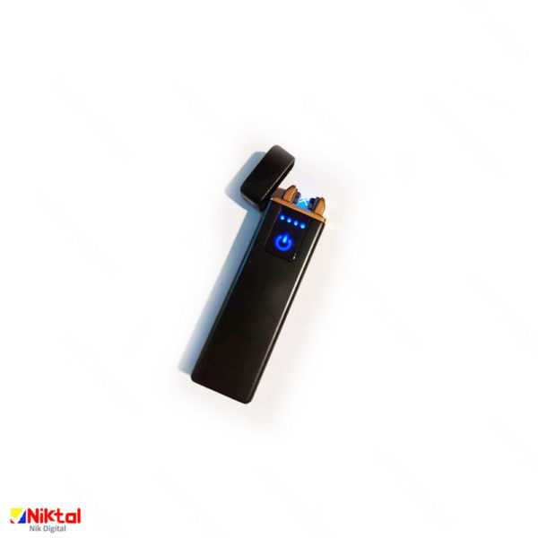 Electronic rechargeable lighter F158 فندک