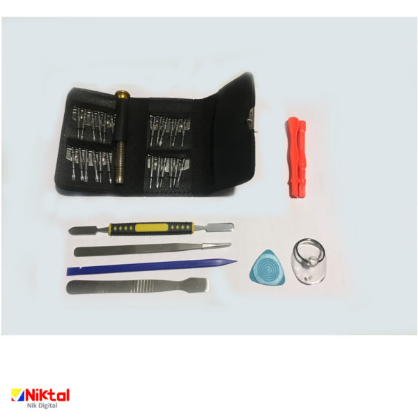 Multi-purpose screwdriver set model KS-85034 پیچ گوشتی