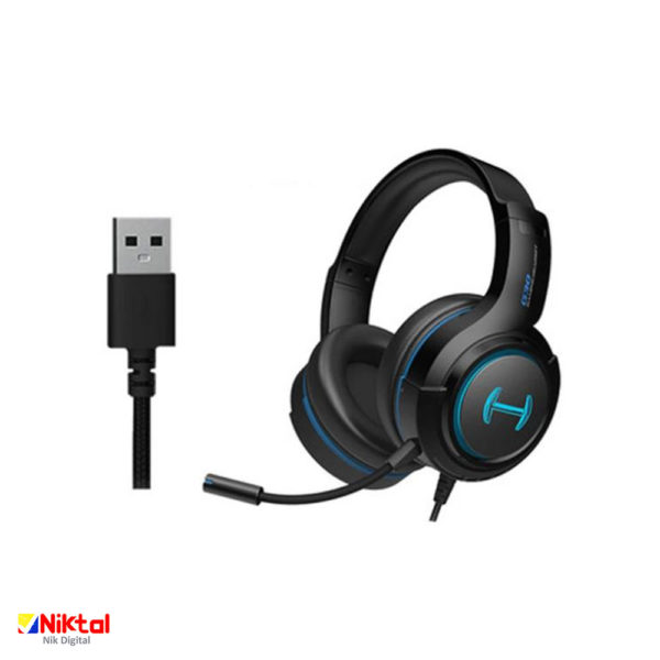 Wireless gaming headset model G30 هدفون بازی