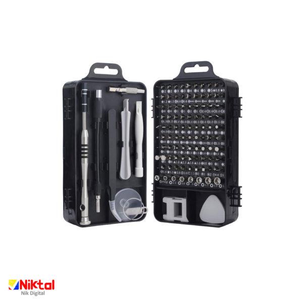 Multi-purpose magnetic screwdriver model KS-840110 ابزار تعمیر وسایل الکترونیکی