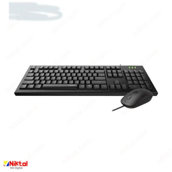 Repo X120 PRO keyboard and mouse کیبورد و ماوس