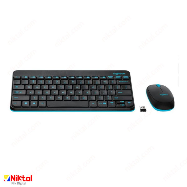 Logitech MK245 wireless keyboard and mouse ست ماوس و کیبورد