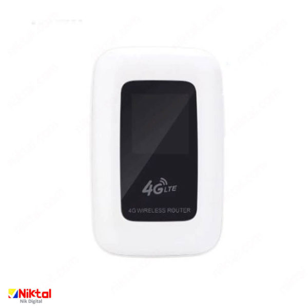 4G wireless router modem model 206B مودم