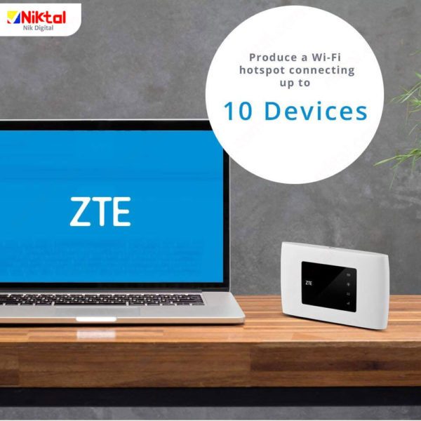 ZTE 4G Wireless Router MF920U روتر