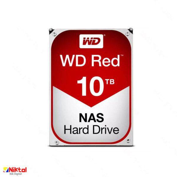 Western Digital Hard Drive Capacity 10 TB RED هارد