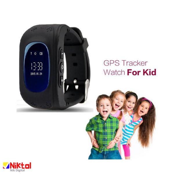 ساعت هوشمند کودکانه مدل Q90