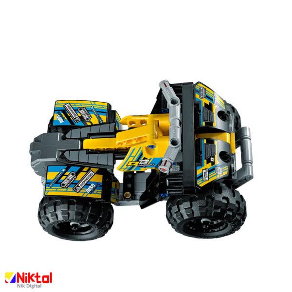 Decool 3416 Racing Car Construction Puzzle