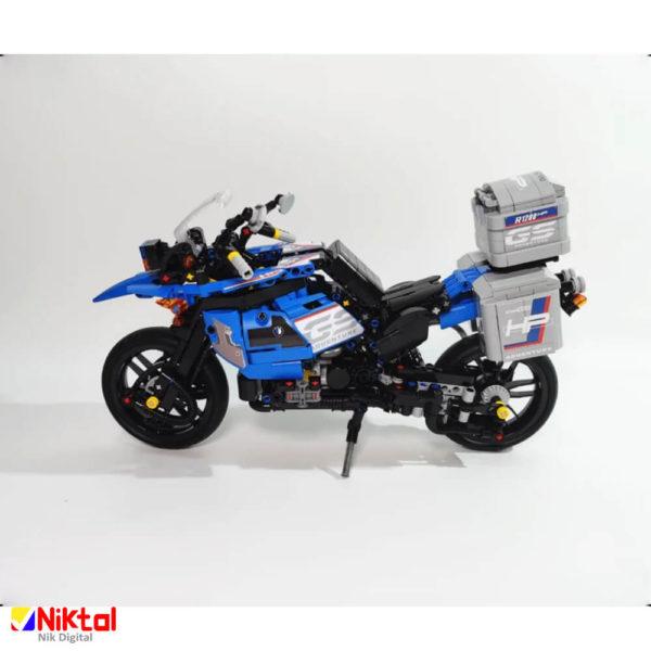 پازل ساختنی موتور R-1200 GS RALLY مدل 50008
